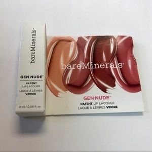 BareMinerals Gen Nude Lip Lacquer